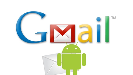 Gmail-On-Android