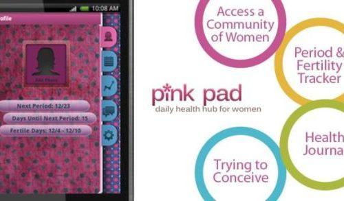 Pink-Pad-app