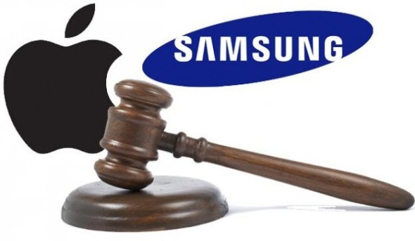 Apple-Samsung-Gavel