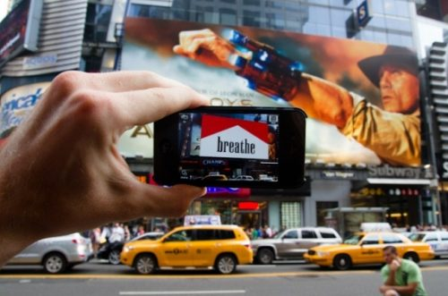 Augmented Reality Advertising Takeover