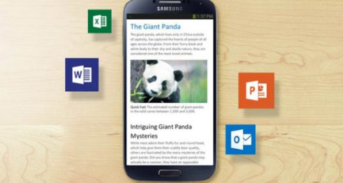 microsoft-office-android-phone