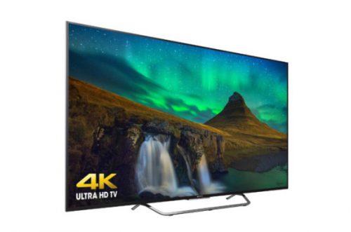 X850C 4K Ultra HDTV (PRNewsFoto/Sony Electronics)