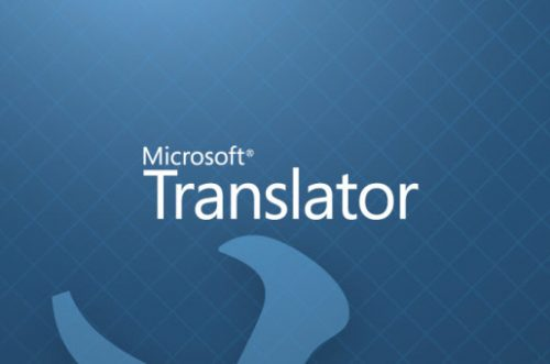 Microsoft-Translator