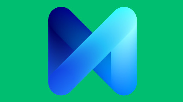 m-logo-green