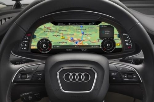 AUDI AG, BMW Group and Daimler AG agree with Nokia Corporation o