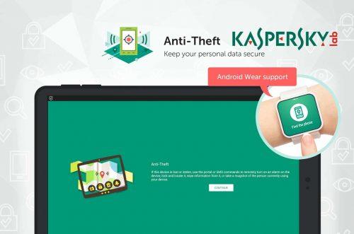 Kaspersky Internet Security App for Mobile