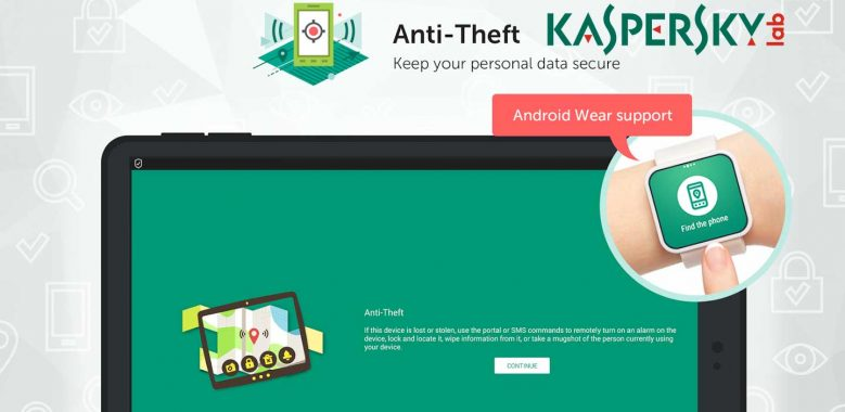 Kaspersky Internet Security App for Mobile