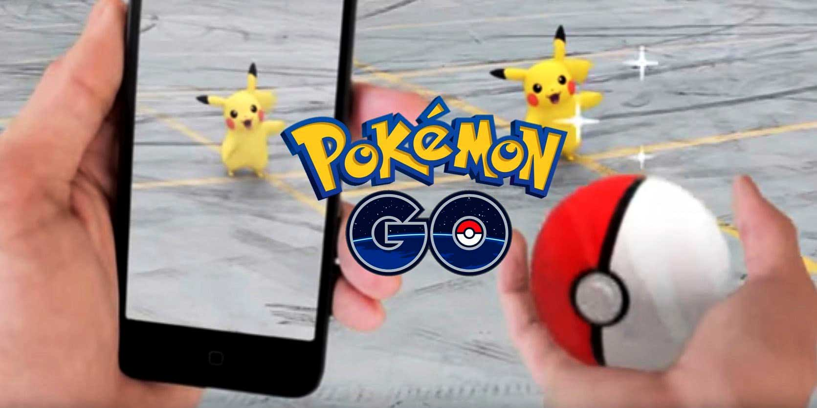 Pokemon Go - بوكيمون جو
